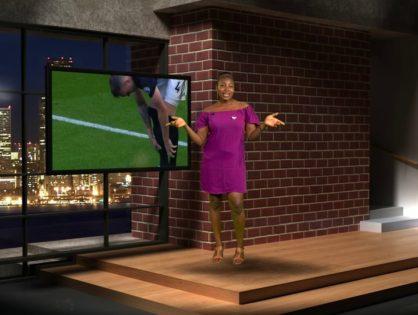 Tricaster création de décors virtuels